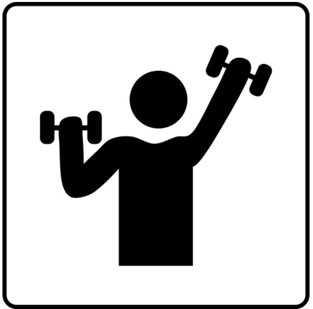 gym clipart