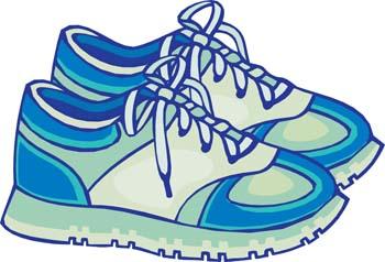 Gym Shoe Clipart-Gym shoe clipart-3