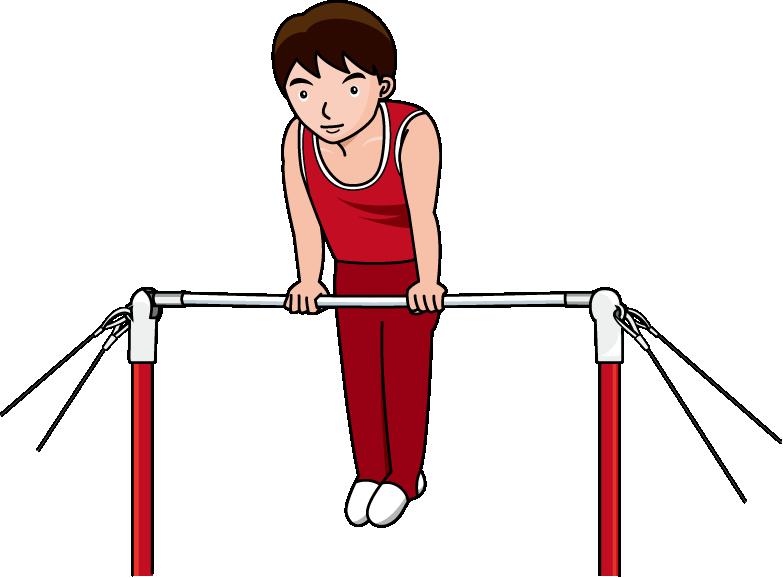 Gymnastics Bars Clip Art-Gymnastics Bars Clip Art-2