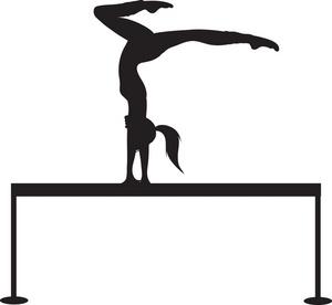 Gymnastics Clip Art-Gymnastics Clip Art-4