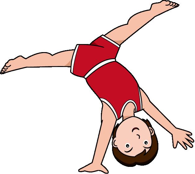 Gymnastics clipart tumbling danasrij top 3