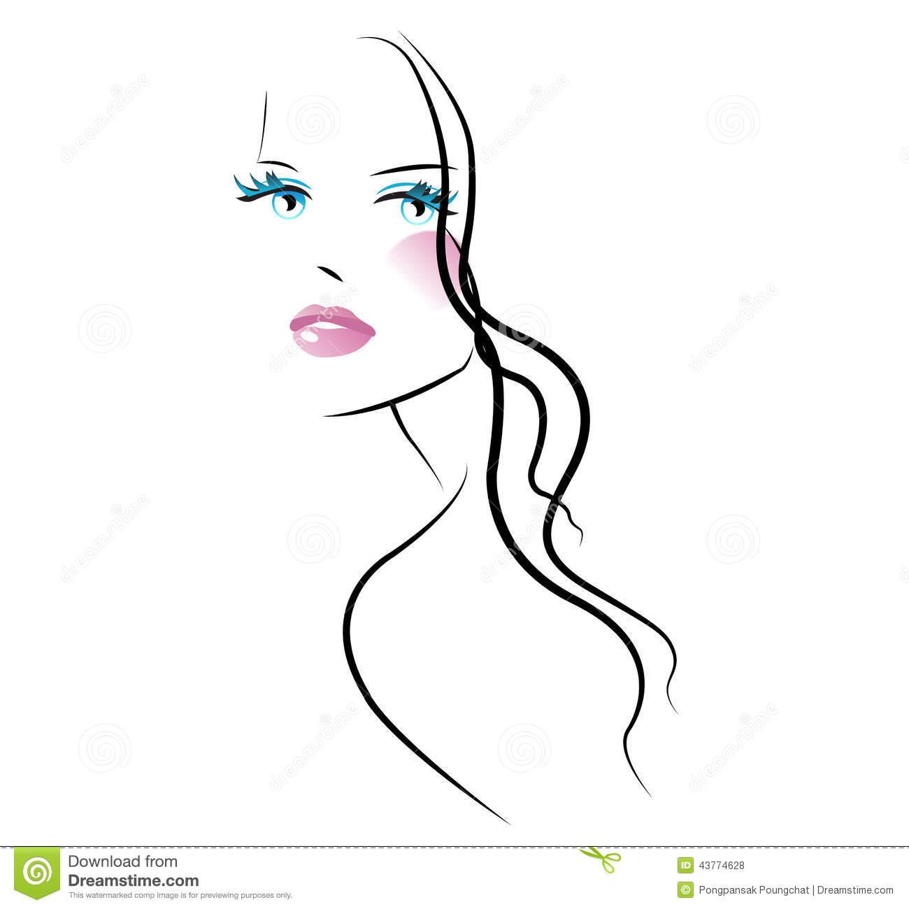 Hair Beauty Salon Clip Art. Beauty salon