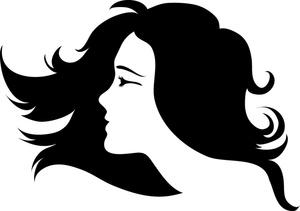 Hair Clip Art