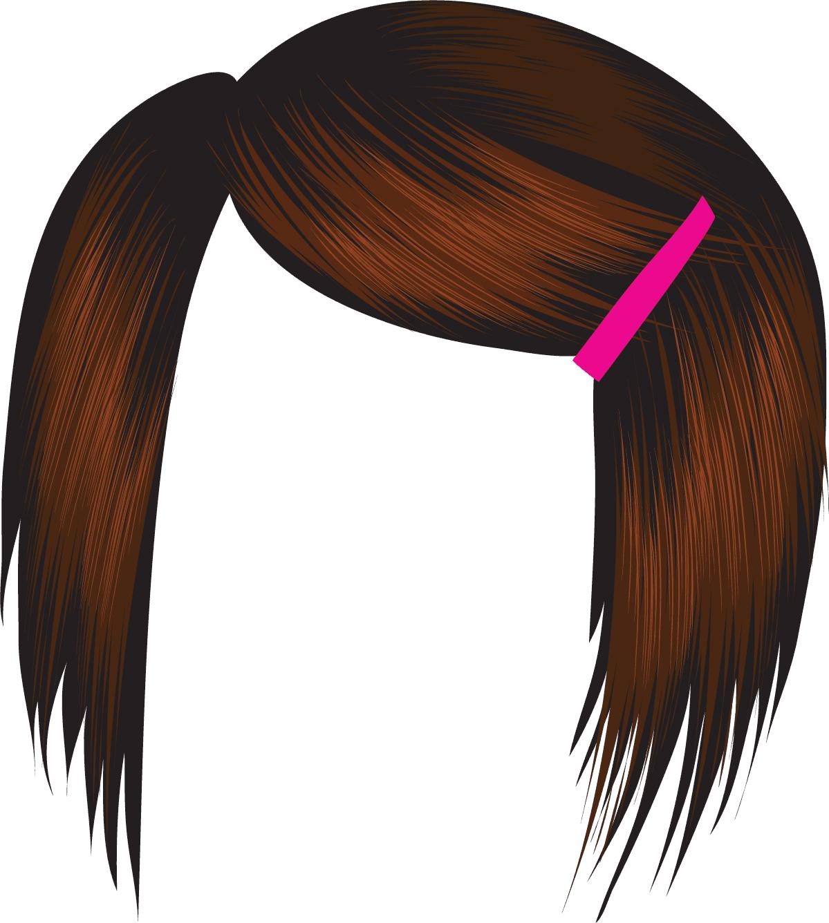 Hair Clipart - Hair Clip Art