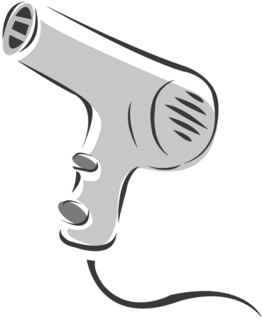 Hair Dryer Clipart #1 - Hair Dryer Clip Art