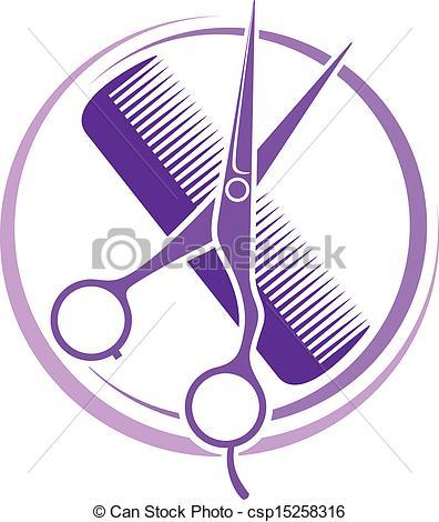 Hair Salon design - csp15258316-Hair Salon design - csp15258316-17