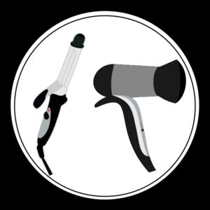 Hair Salon Logo Clip Art