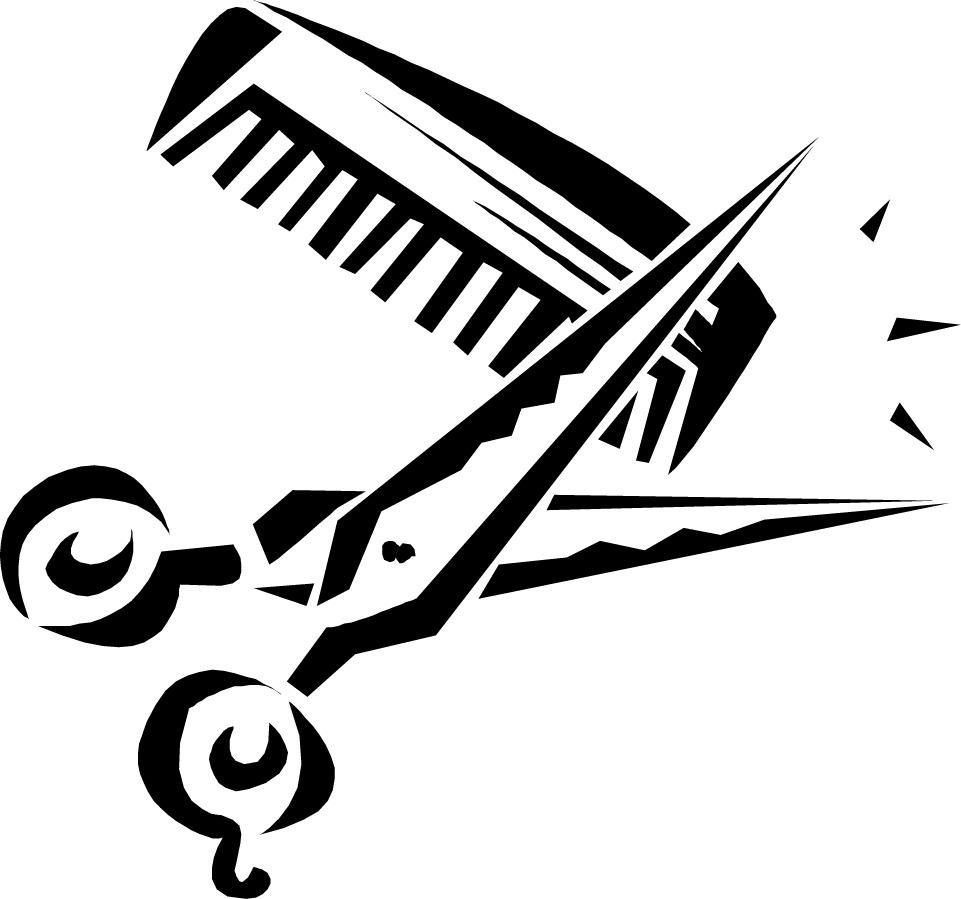 Haircut Clip Art