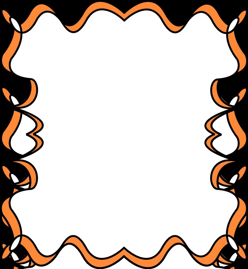 Halloween Border Clipart-halloween border clipart-5