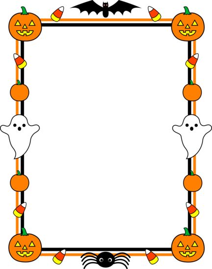 halloween border clipart-halloween border clipart-2