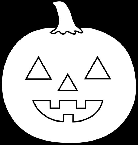 halloween clip art black and white-halloween clip art black and white-6