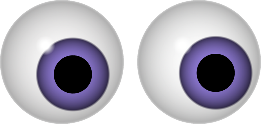 halloween eyeball clipart