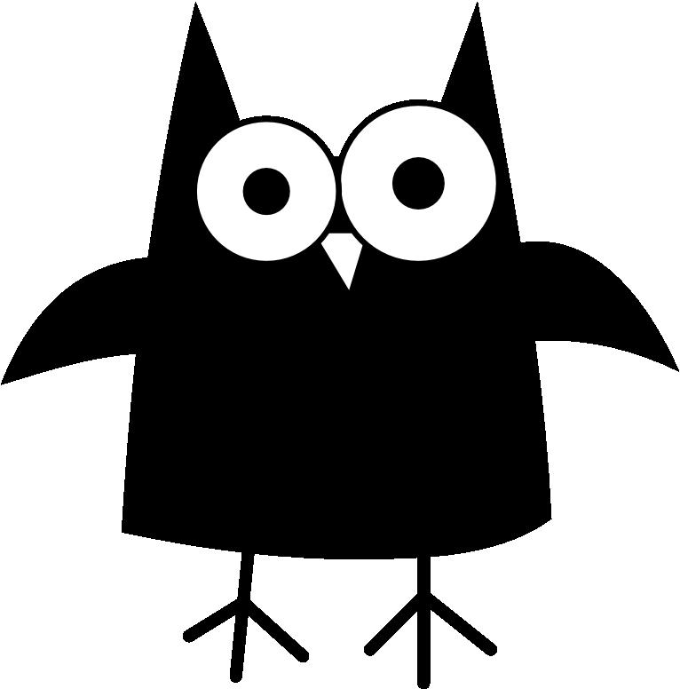 Halloween Owl Clipart-halloween owl clipart-7