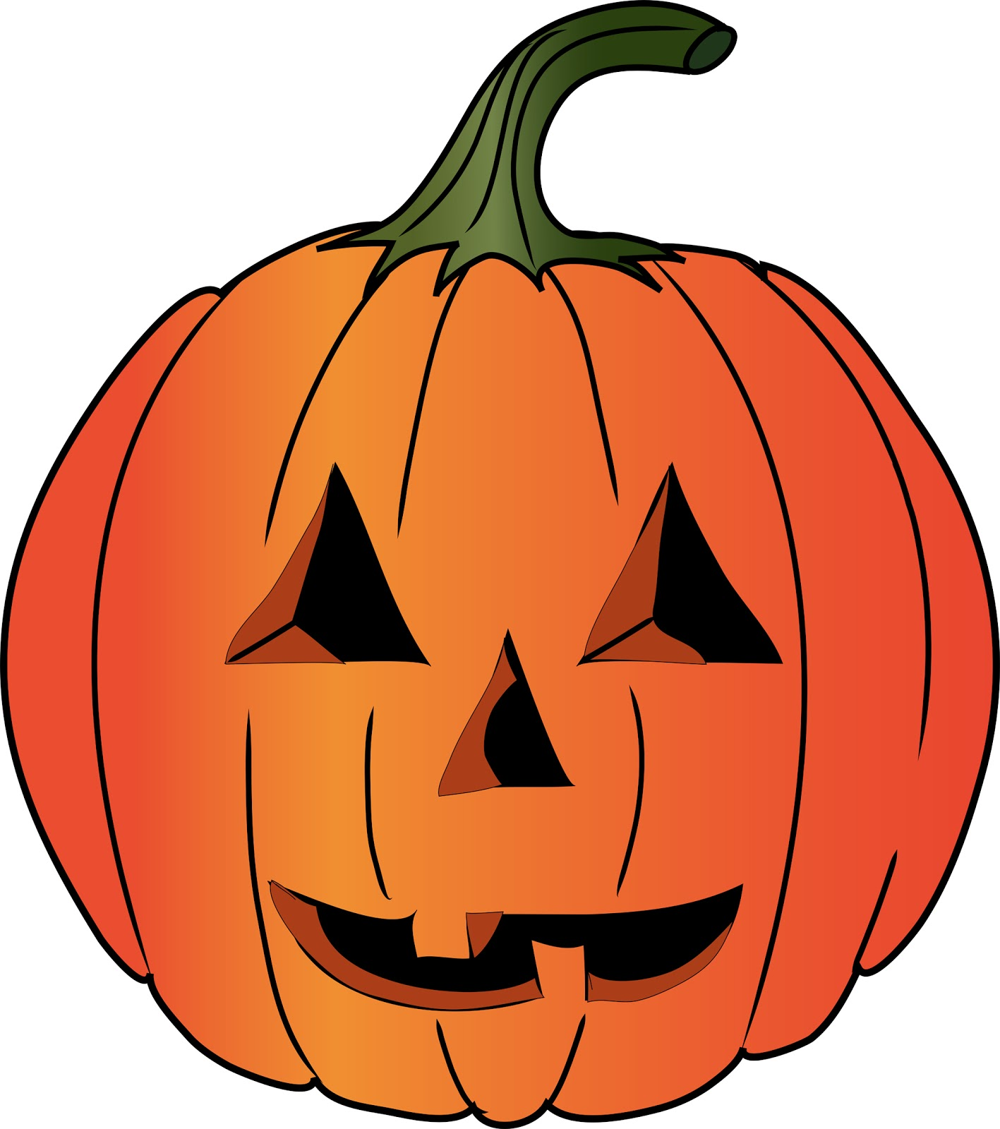 Pumpkin carved. Carving clipart clipartlook