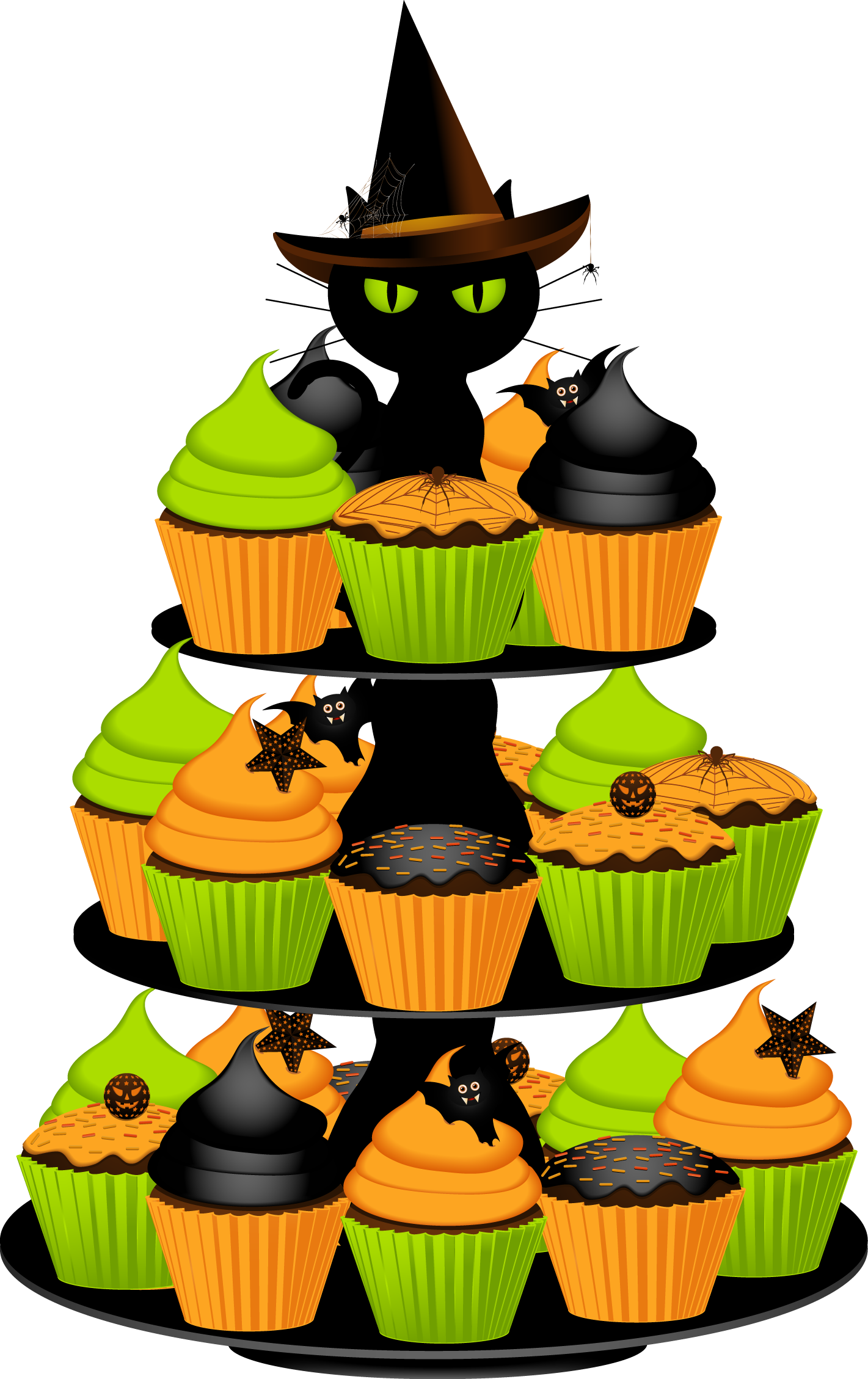 Halloween Birthday Clipart |