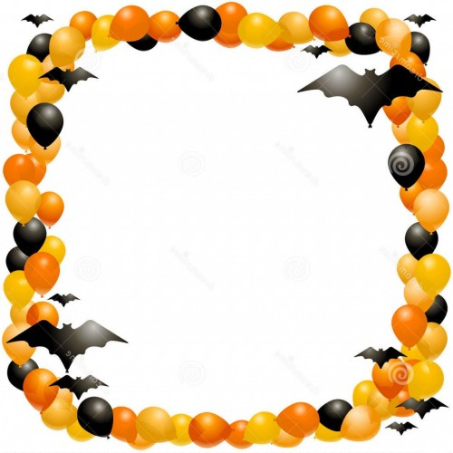 Halloween Border Clip Art Free Internet Pictures