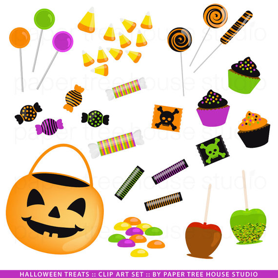 Halloween Candy Clip Art Black And White Images u0026amp; Pictures - Becuo