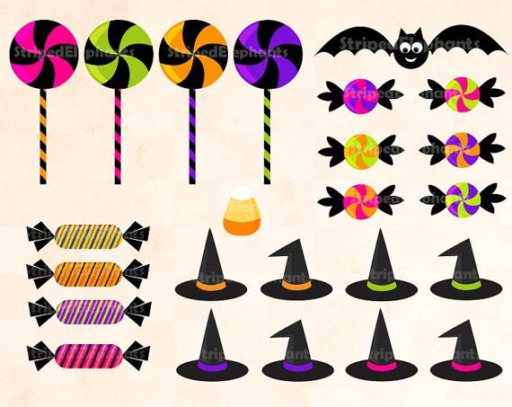 Halloween Candy Clipart Hvgj-Halloween Candy Clipart Hvgj-11