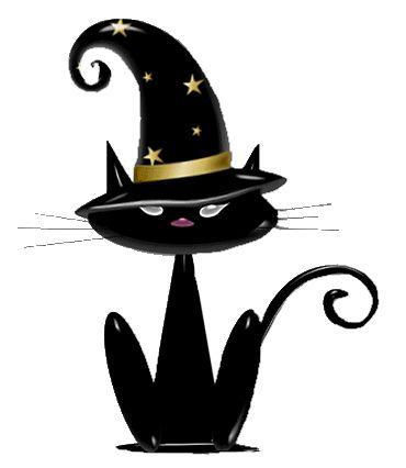 HALLOWEEN CAT CLIP ART-HALLOWEEN CAT CLIP ART-12