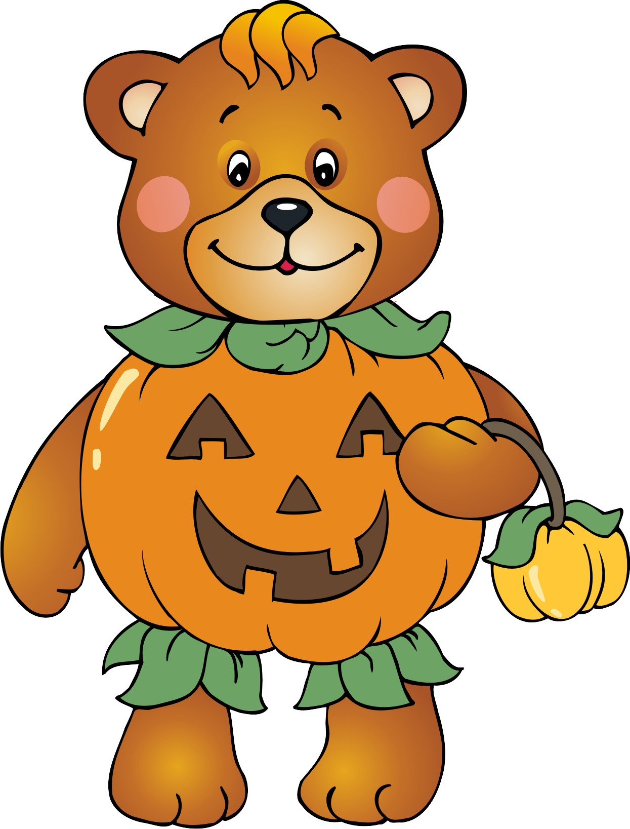 Halloween clipart free 2
