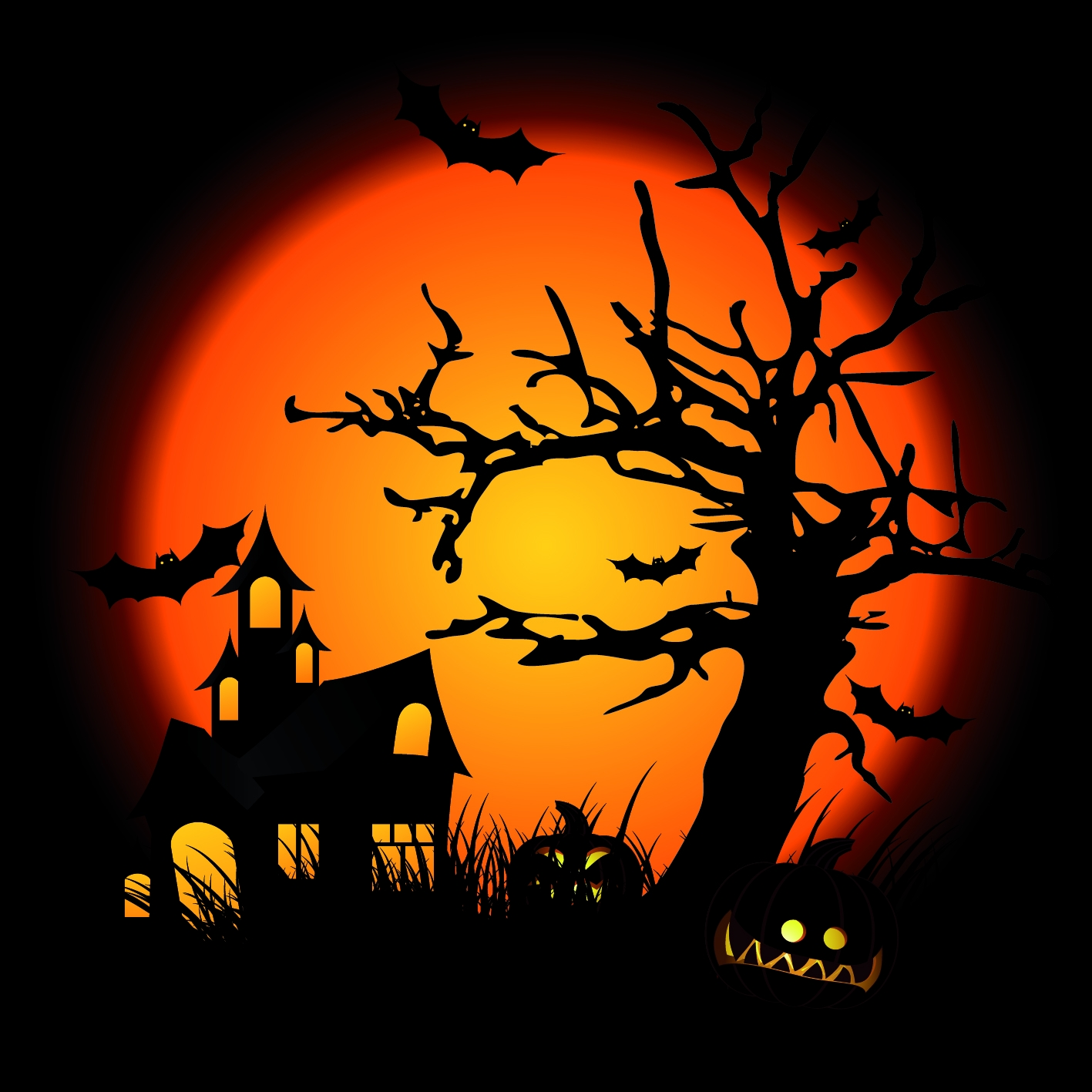 Halloween clipart free