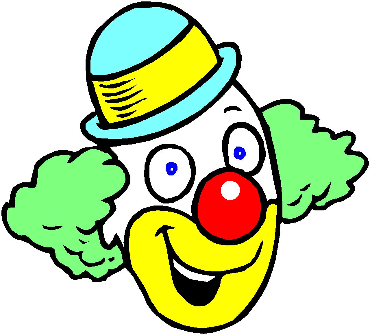 Halloween Clown Clipart - Clipart Kid-Halloween Clown Clipart - Clipart Kid-11