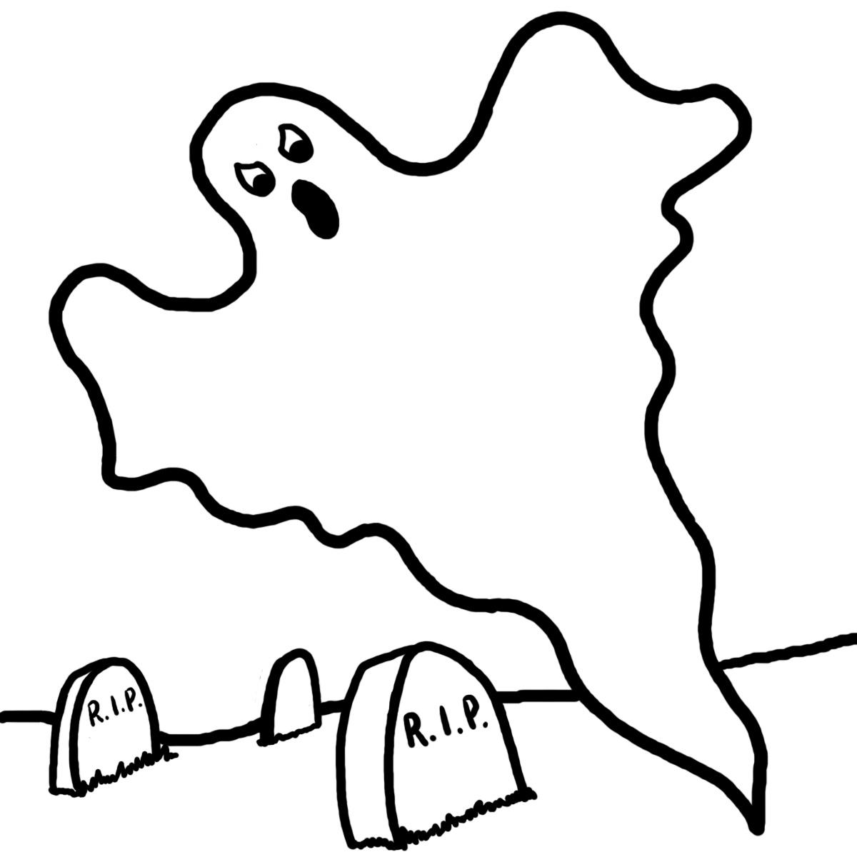 ... Halloween Ghost Clipart #1 - Clip Ar-... Halloween Ghost Clipart #1 - Clip Art Pin ...-13