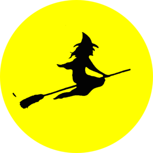 Halloween moon clip art - ClipartFest