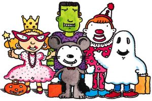 Halloween Party Clip Art
