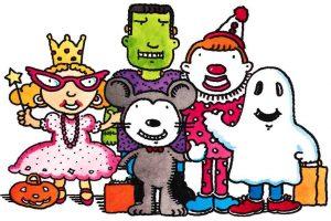 Halloween Party Clip Art-Halloween Party Clip Art-11