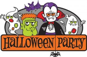 Halloween-Party-Clip-Art u201c