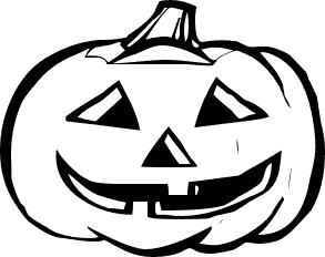 Halloween Pumpkin Clip Art-Halloween Pumpkin Clip Art-0