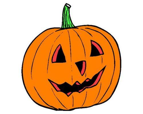 Halloween Pumpkin Clip Art - Clip Art Pumpkin