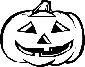 Halloween Pumpkin Clip Art-Halloween Pumpkin Clip Art-15
