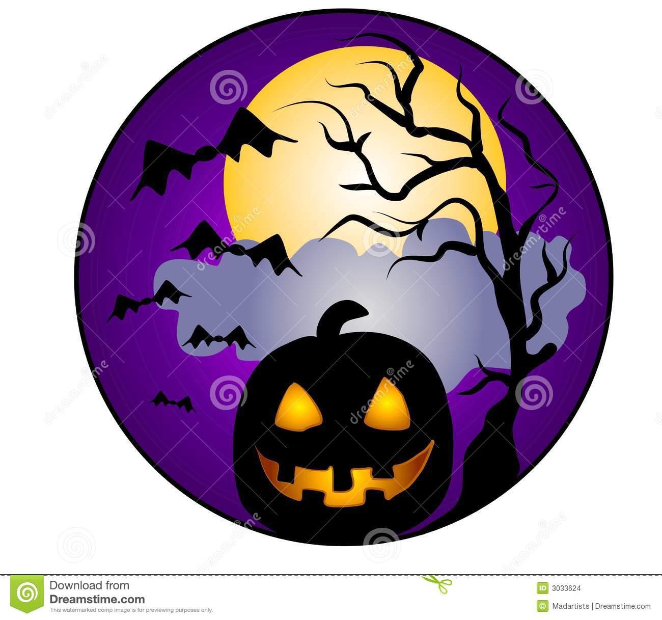 Halloween Pumpkin Clip Art-Halloween Pumpkin Clip Art-3