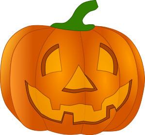Halloween Pumpkin Clip Art-Halloween Pumpkin Clip Art-6