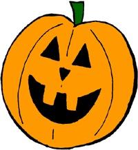 Halloween Pumpkin Clip Art The .-Halloween pumpkin clip art the .-9