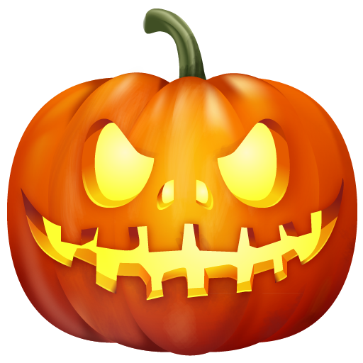 Halloween pumpkin clipart 2