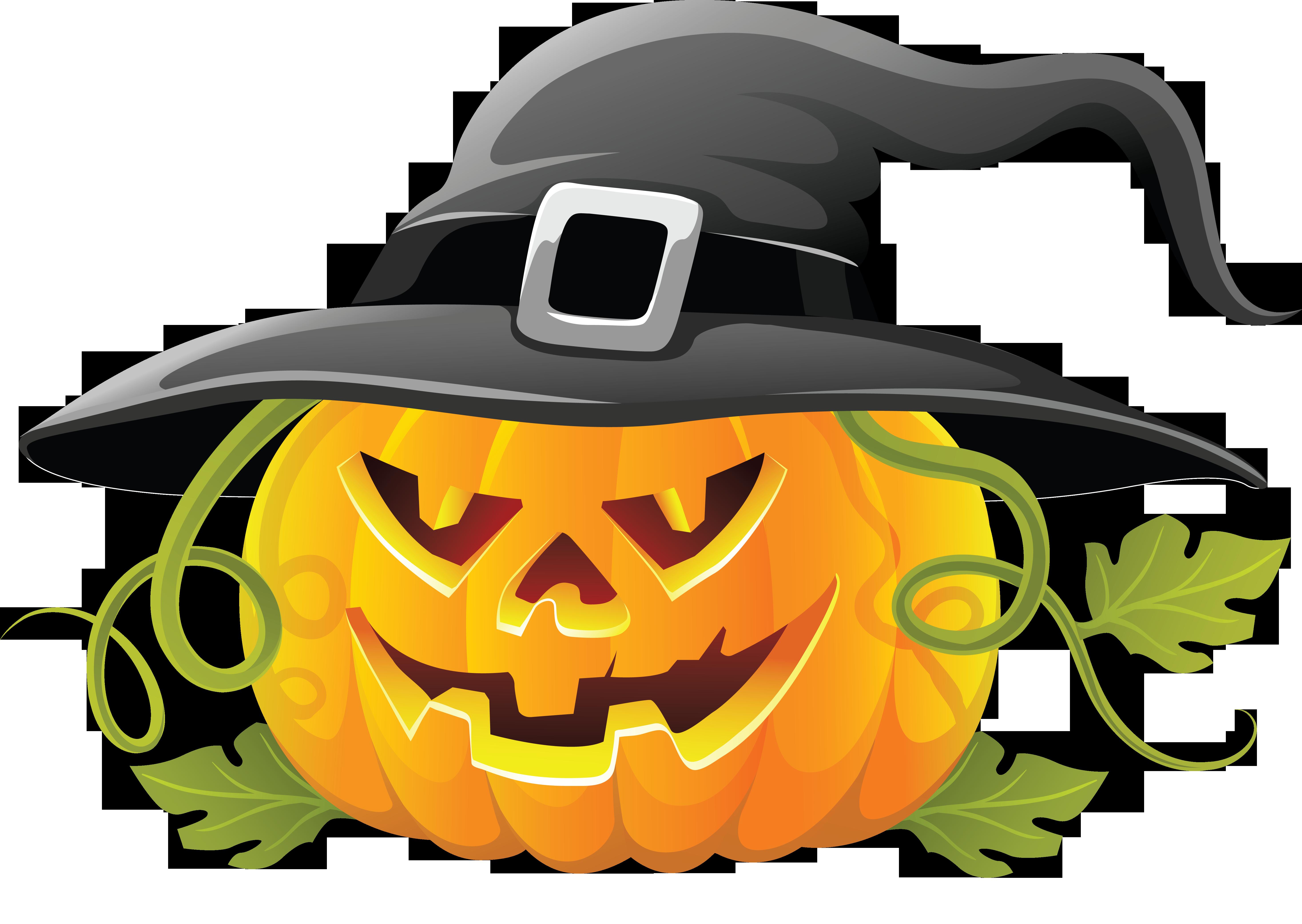 Halloween Pumpkin Clipart .-Halloween Pumpkin Clipart .-13