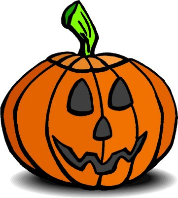 Halloween Pumpkin Pictures Clip Art 1