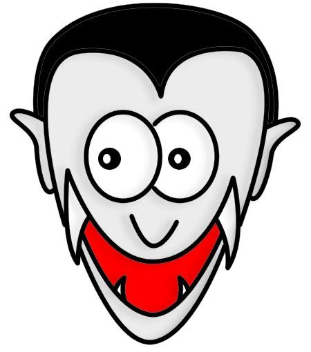 Halloween Vampire Clipart .-Halloween Vampire Clipart .-13