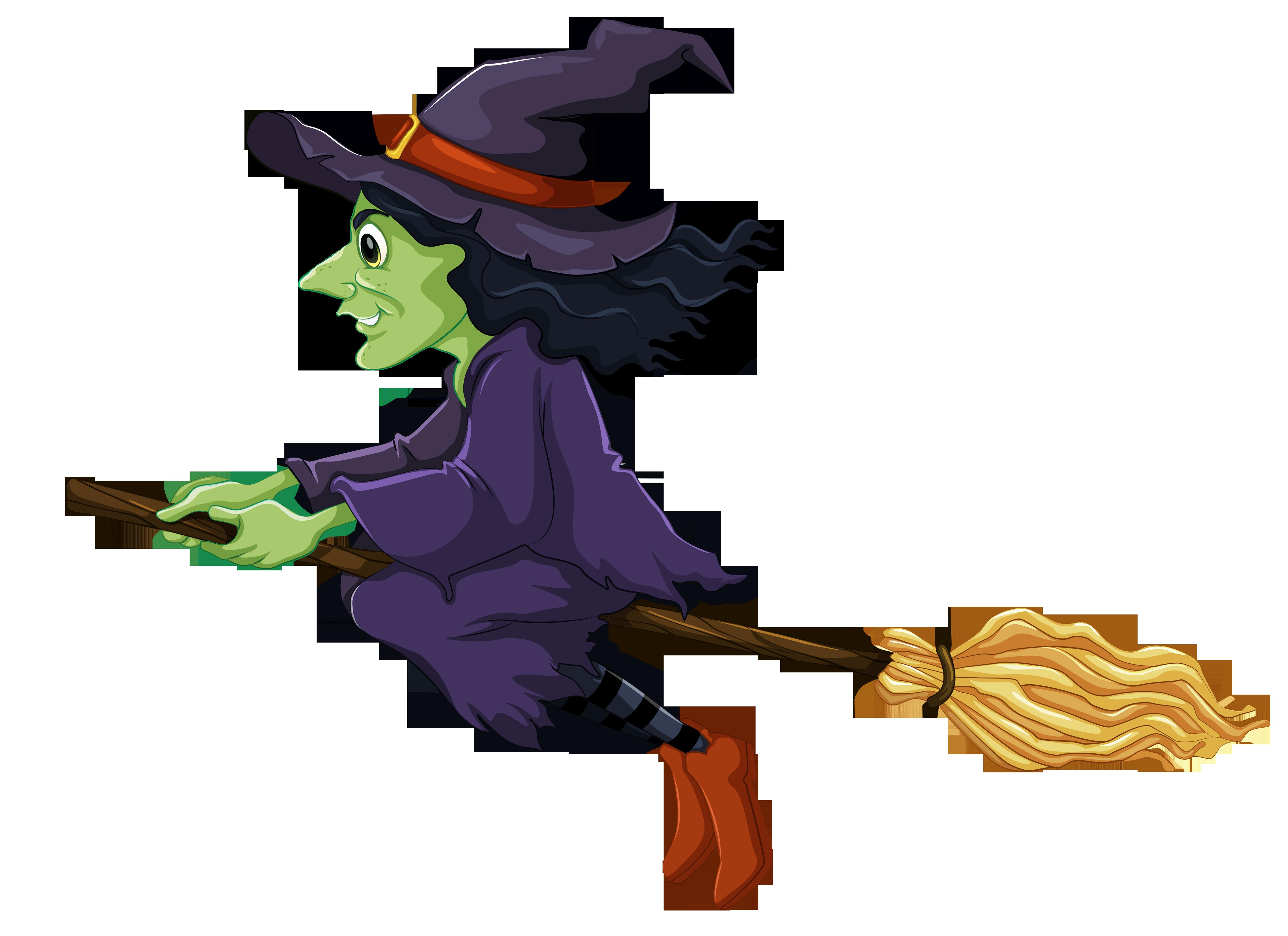 Halloween Witch Clipart-Halloween Witch Clipart-4