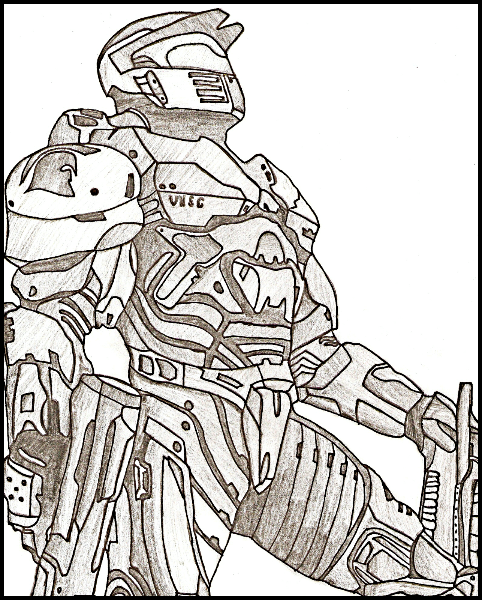 Halo Wars Clipart #1
