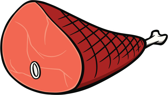 Ham pictures clip art clipartall