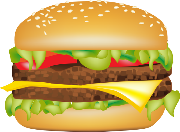 Hamburger Burger And Sandwich Clipart Bu-Hamburger burger and sandwich clipart burger sandwich food clip art photo-4