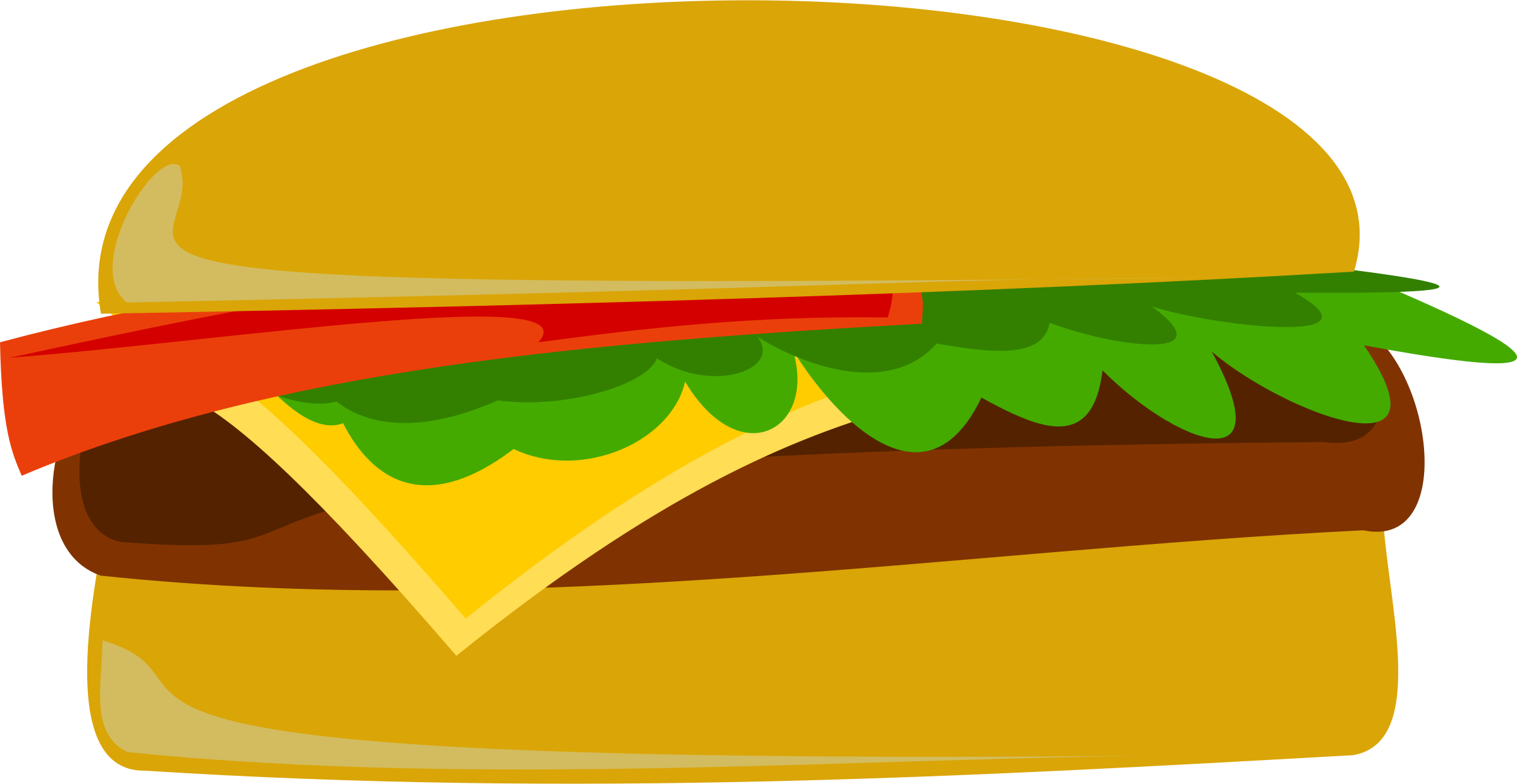 Hamburger Clip Art 2-Hamburger clip art 2-12