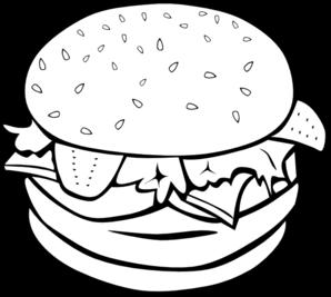 Hamburger Clipart-hamburger clipart-10
