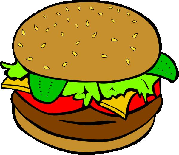 Hamburger Clipart-hamburger clipart-13