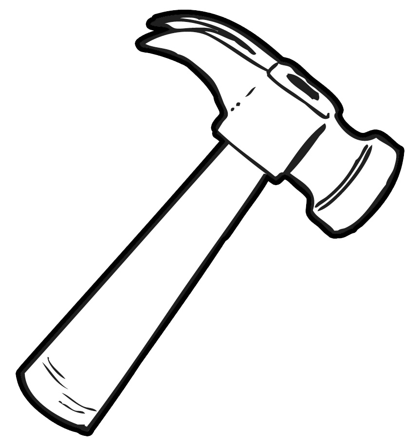 Hammer Clipart
