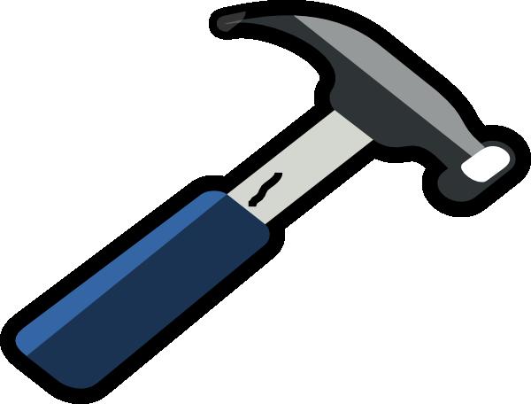 Hammer Outline Clip Art
